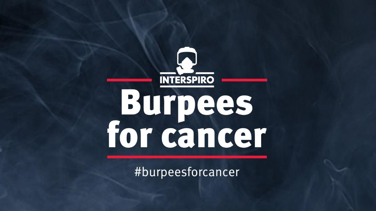 banner burpees for cancer