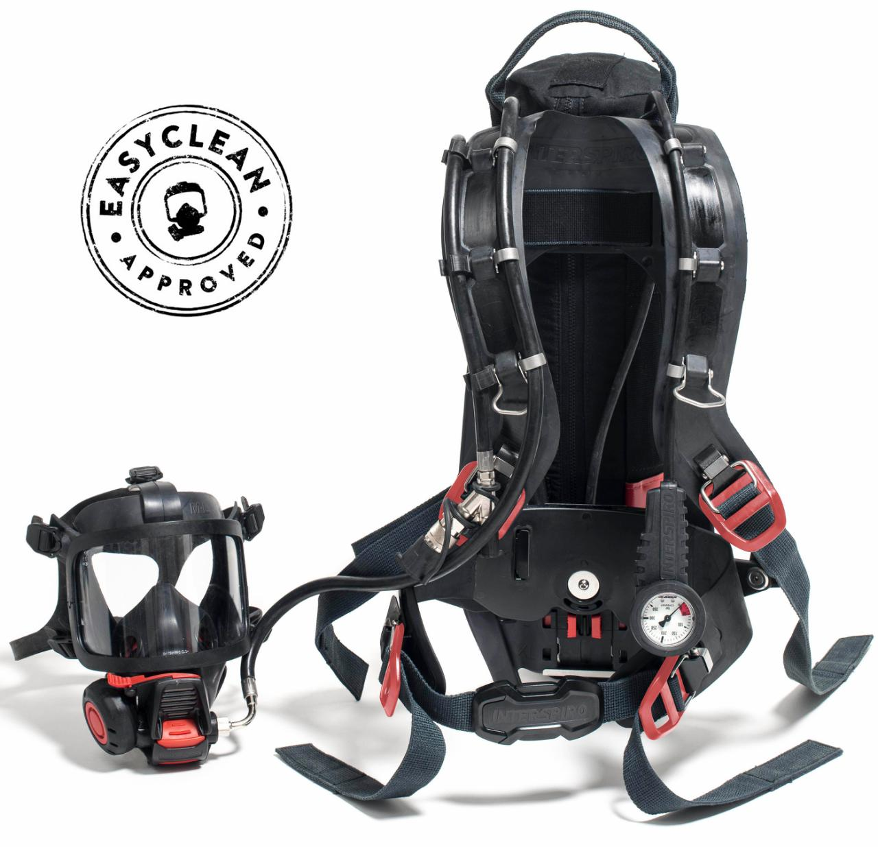 Product image - SCBA Incurve
