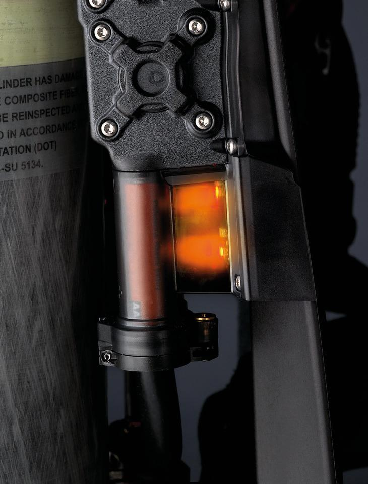 Presentational product images - Detail - 360 Degrees Warning Lights